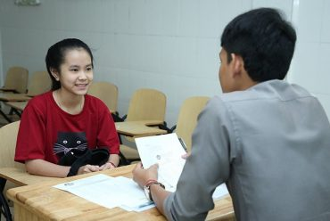 Exit Interview for Level 1 and Level 7 Student