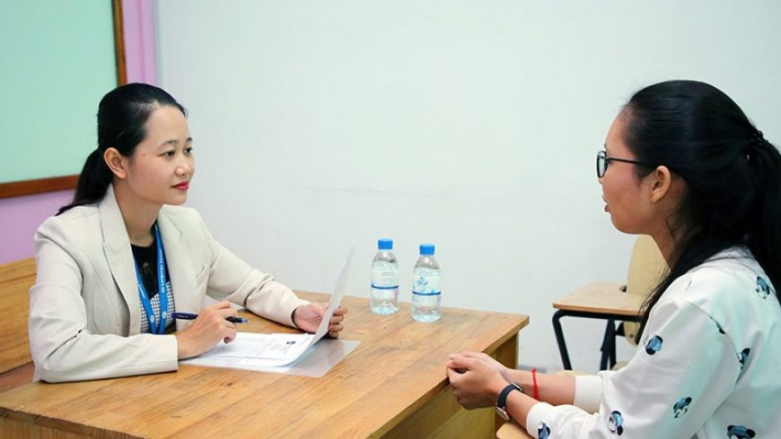 Exit Interview for Level 12 Students