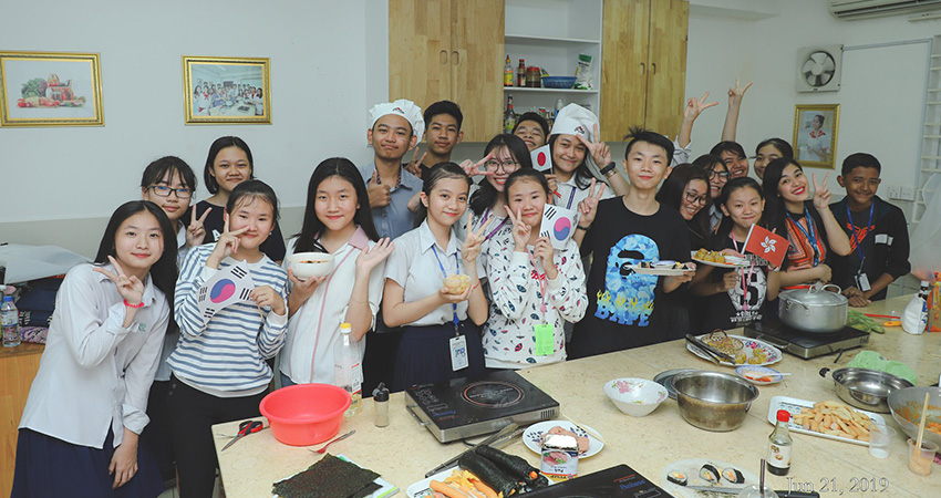 Cooking Project by Level 11A