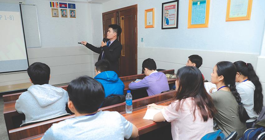 Transitional Workshop for Level 12 Students