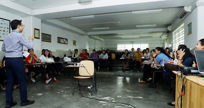 Workshop for Aii Teacher Assistants