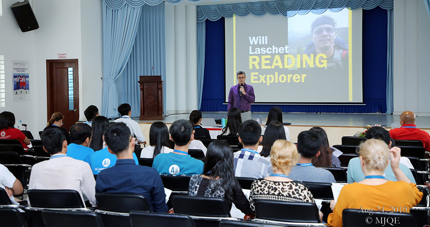 National Geographic Learning Workshop for Aii Teachers