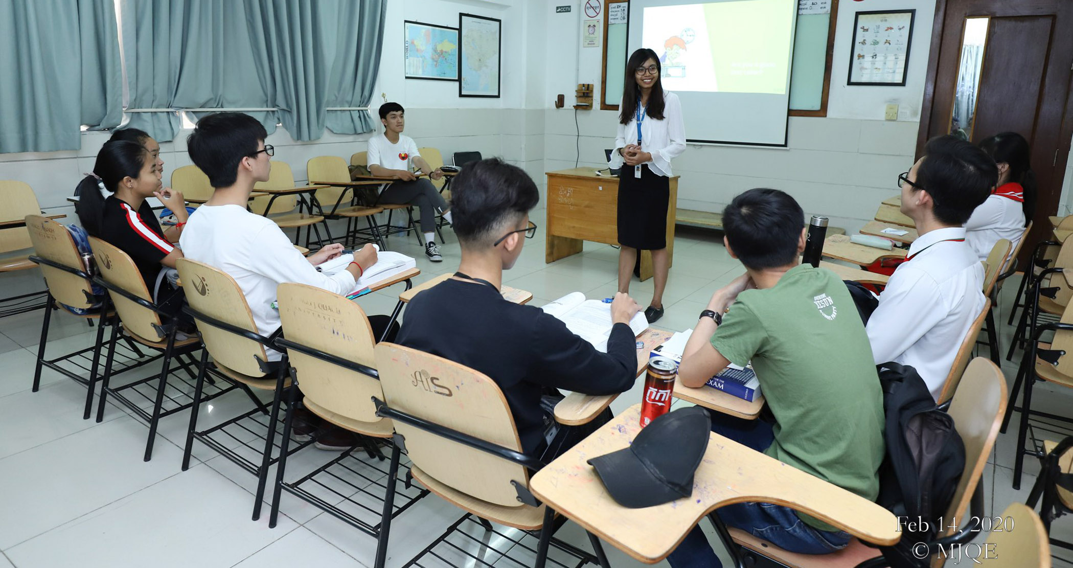"""Workshop on """"How to Get Higher Scores in Taking the TOEFL iBT"""""""